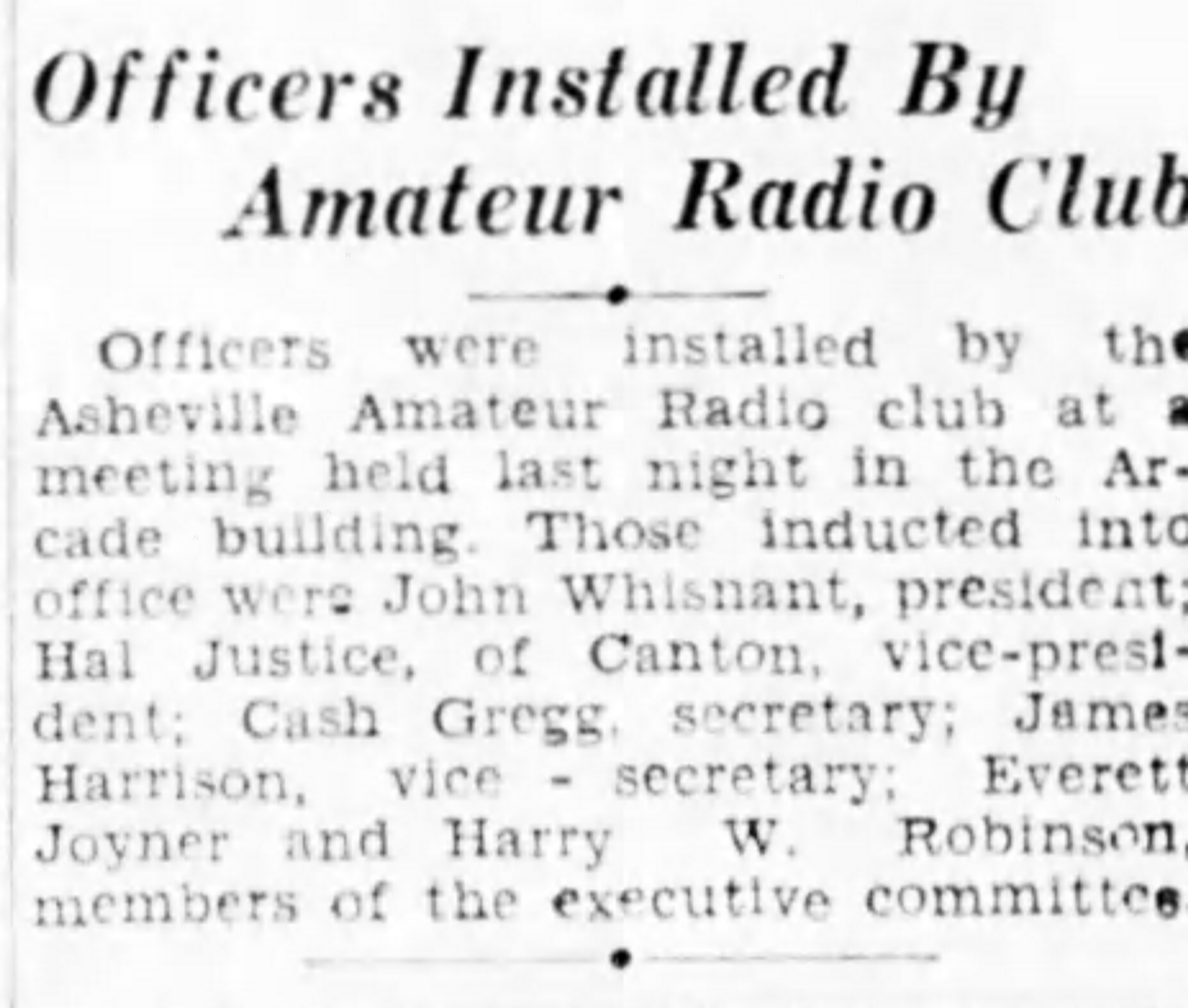 """calling cq"""": an amateur radio geek in the 1920s and beyond"""